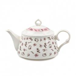Hello Kitty Porcelain Teapot Magnolia