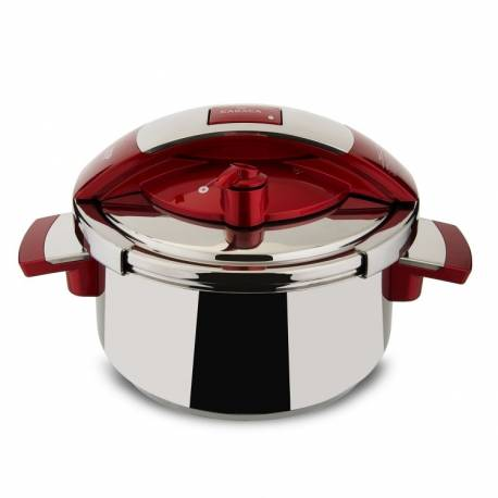 Karaca Vip Pressure Cooker Red