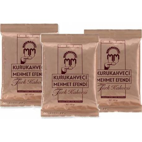 Wholesale Lots Turkish Coffee Kuru Kahveci Mehmet Efendi