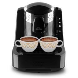 Arzum Okka Turkish Coffee Machine Chrome Black