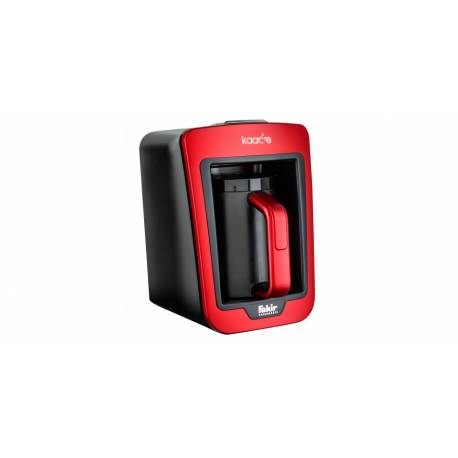 Fakir Kaave Automatic Turkish Coffee Machine Red