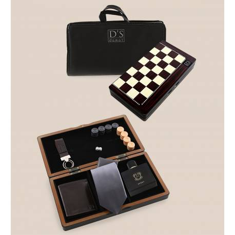 Custom Design Backgammon Set