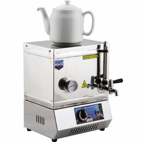 Electrical Traditional Turkish Tea Boiler 13 Lt