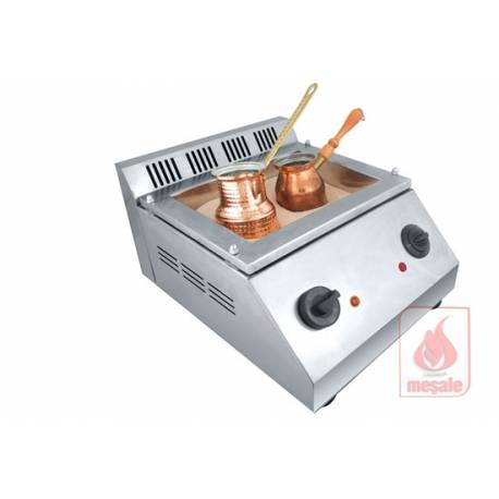 Electrical Turkish Coffee Krom Sand Quarry Machine