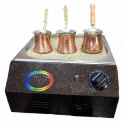Electric Coffee in Sand Machine