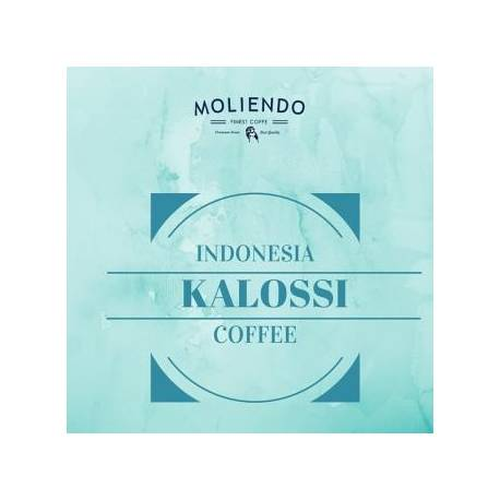 Moliendo Indonesia Kalossi Regional Coffee