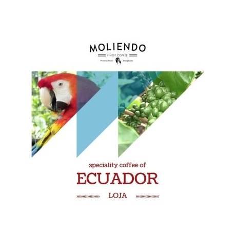 Moliendo Ecuador Loja Regional Coffee