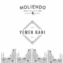 Moliendo Yemen Bani Haraz Regional Coffee