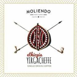 Moliendo Ethiopia Yirgacheffe Regional Coffee