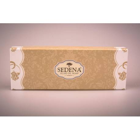 Traditional Olive Oil Soap Three-Pack Gift Set - Mastic