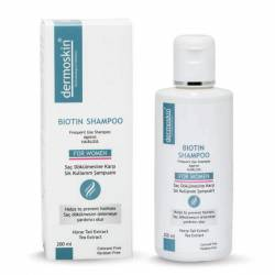 Dermoskin Biotin Shampoo For Women 200ml