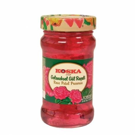 Traditional Organic Turkish jams