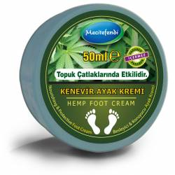 Mecitefendi Hemp Foot Cream