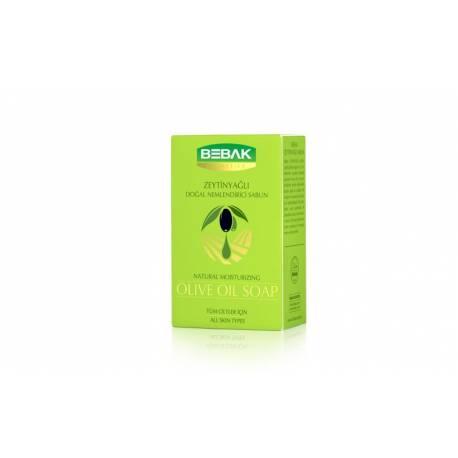 Bebak Soap Olive Oil Extract 125g