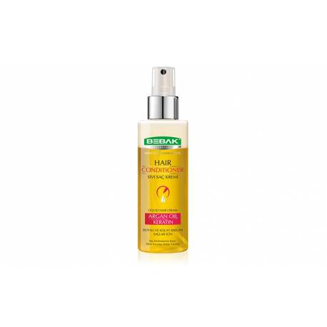 Bebak Argan & Keratin Professional Liquid Conditioner 160 ml