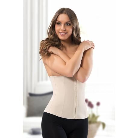 Stapling waist corset