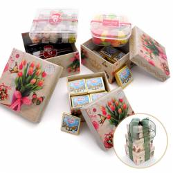 Delight Chocolate Candy Gift Box 3 box