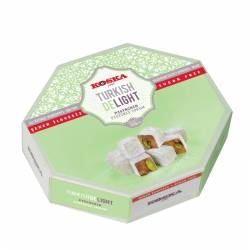 Turkish delight with Pistachio Sugar free