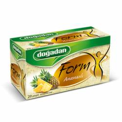 Mixed Herbal Weight Loss Tea with Pineapple