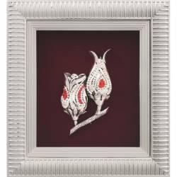 Stony Lalegul Silver Color 1399