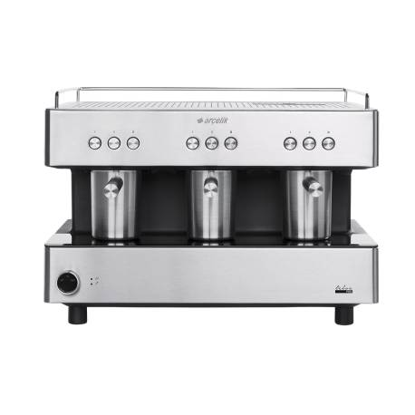 Arcelik K 3700 Telve Pro Automatic Turkish Coffee Machine
