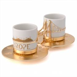 Two Sides of Love Istanbul Coffee Cups