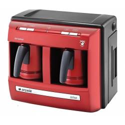 Automatic Turkish Coffee Machine Twin Pot
