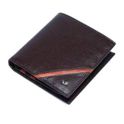 Brown Taba Leather Men's Wallet