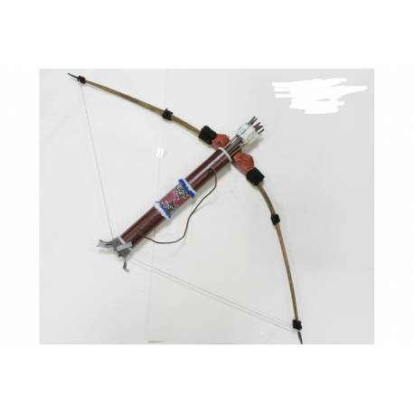 Authentic Arrow and Bow