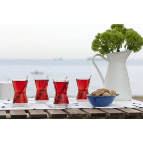 Lav Derin Tea Glass Set