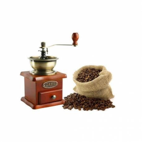 Wooden Coffee Grinder Mill