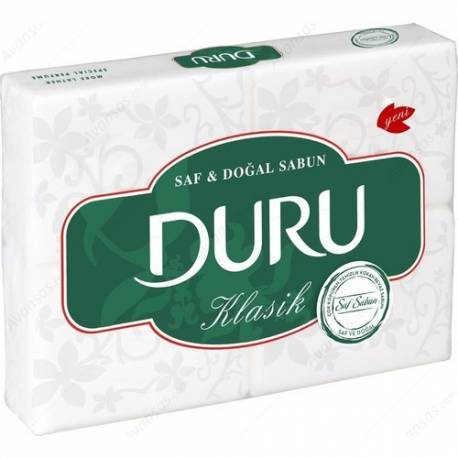 Duru White 700 GR Classic Bar Soap