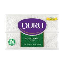 Duru Pure & Natural Classic Bar Soap 600g