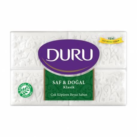 Duru Pure & Natural Classic Bar Soap 600g