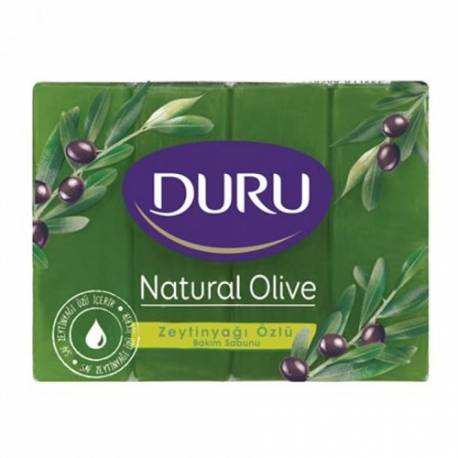 Duru Natural Olive 4x180 G Bar Soap