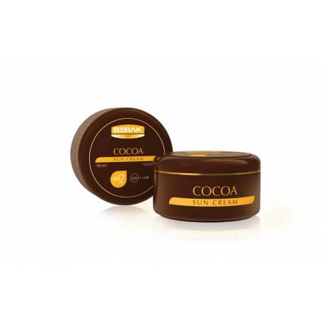 Bebak Sun Cream Cacao