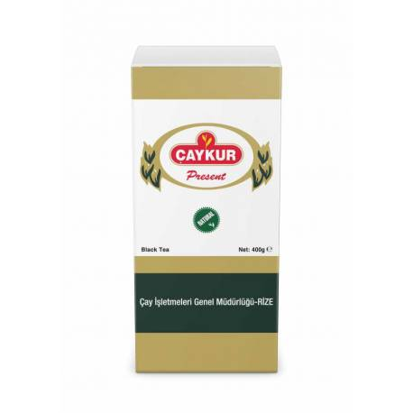 Caykur Natural Present Tea