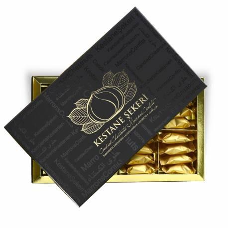 Special Bursa Maxi Size Chestnut Candied