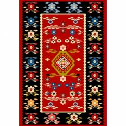 Turkish Traditional Chenille Rugs Anatolia