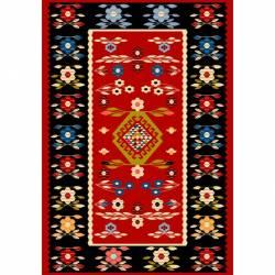 Turkish Traditional Chenille Rugs Anatolia