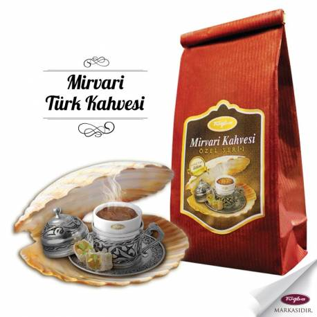 Mirvari Turkish Coffee (120 gr)