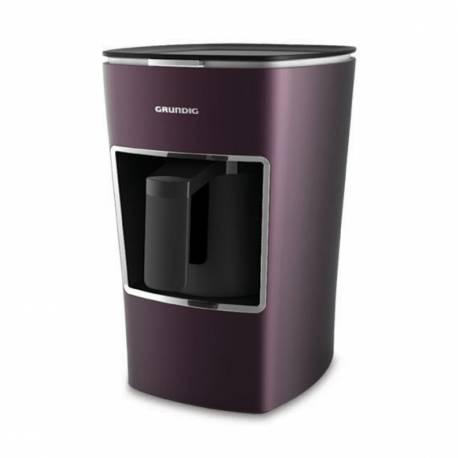 Grundig Turkish Coffee Machine Dark Purple