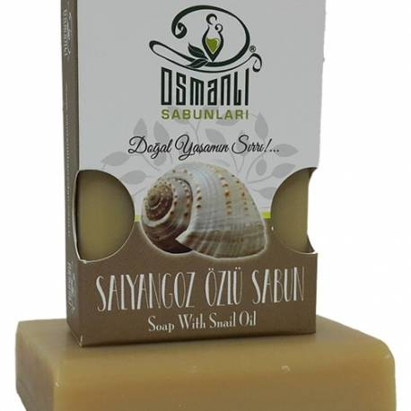 Soap with Snail Oil