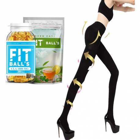 Selay Super Smart Micro Capsule Slimming Tights