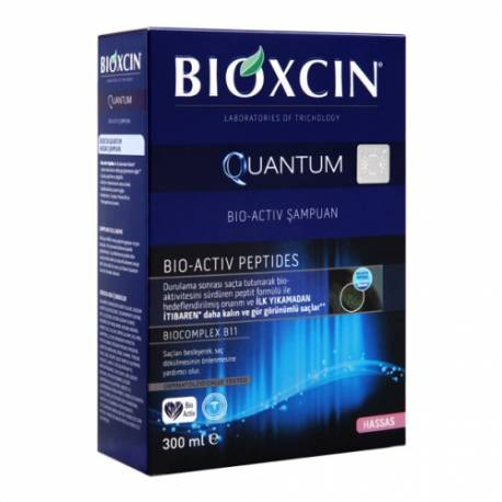 Bioxcin Quantum Bio-Activ Shampoo 300 ml Buy 3 Pay 2