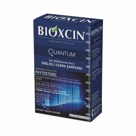 Bioxcin Quantum Phytosterol Healthy Elongation Shampoo 300Ml