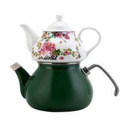 Karaca Garden Porcelain Teapot Set