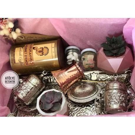 Betontik Turkish Coffee gift set 2