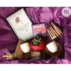 Betontik Turkish Coffee gift set 3
