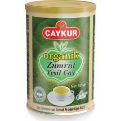 Caykur Organic Zumrut Green Tea